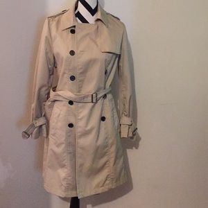 H&M Trench Sz 8